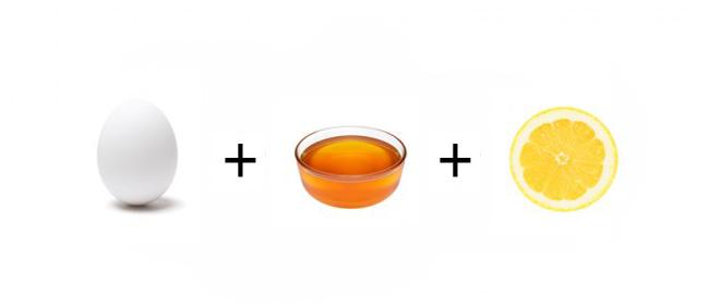 oeuf citron miel